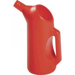Bec verseur en forme dentonnoir 1 L