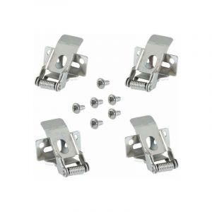 Clips de Fixation pour Encastrement PLACO Dalle LED BRAVO 30x60cm - 60x60cm - KANLUX
