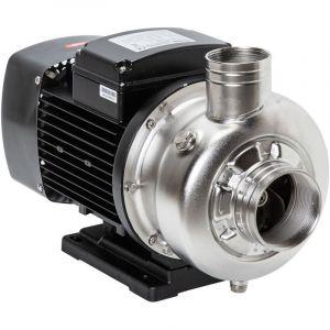 IBO - Pompe centrifuge PMC1100 INOX 1100W 230V 500 L/min eaux chargées