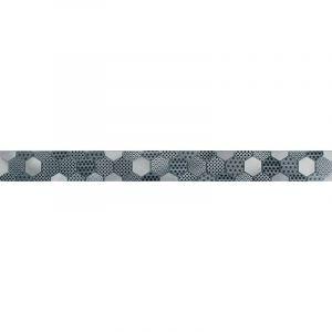 Listel Hexagone Motif 53mm - BANYO