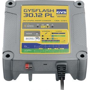 Chargeur de batterie GYSFLASH 30.12 PL Plomb et Lithium de 7 à 375ah 029668