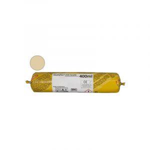 Mastic haute performance SIKA SikaHyflex 250 Façade - Beige - 400ml