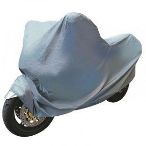 Bâche de protection pour moto Gris 183 x 89 x 119 - OSE