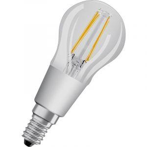 Ampoule LED EEC: A++ (A++ - E) OSRAM LED SUPERSTAR CLASSIC P GLOWdim 40 4.5 W/2700K E14 4058075435476 E14 Puissance: 4