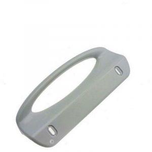 Faure - Poignée blanche de porte réfrigérateur/congelateur (l'unite) (61673-13071) (2061766024) Réfrigérateur, congélateur 61673_3662894448886 ZANUSSI, IKEA WHIRLPOOL, ELECTROLUX, FRIGIDAIRE