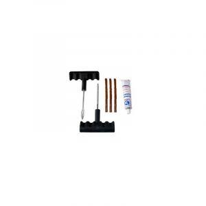 Kit réparation crevaison pneu tubeless voiture / moto PE - PERALINE