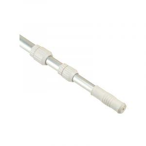 Manche télescopique aluminium 1,2 m - 3,6 m - KOKIDO