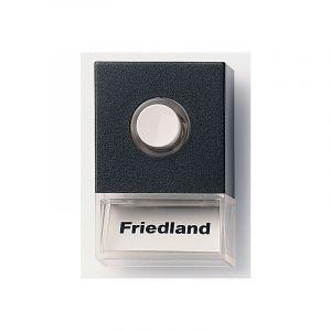 Bouton poussoir 'Pushlite' filaire - Friedland