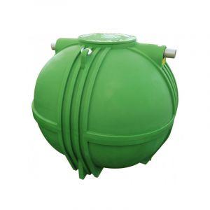 Ecobase cuve de stockage d'eau de pluie basique - 4000 L - MULTITANKS