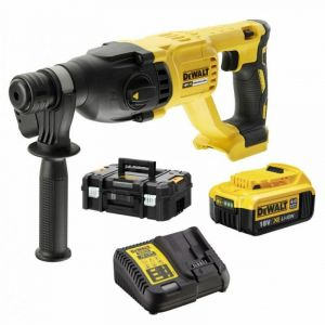 DEWALT Perforateur SDS plus 18V 1x4Ah- DCH133M1