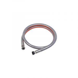Flexible inox butane-propane sans date limite de validite - longueur 2m NOYON & THIEBAULT