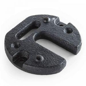 Poids de lestage 12kg pour tente pliante PRO 40MM et PRO+ 50MM - MOBEVENTPRO