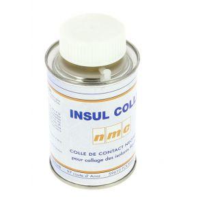 Colle pour tuyau isolant avec pinceau - Pot de 0,25L - NMC