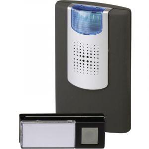 Carillon sans fil Heidemann 80210 Set complet avec flash 1 pc(s)