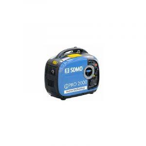 Groupe Électrogène Portable Sdmo Power Inverter Pro 2000 Équipé D'Un Moteur Yamaha- Inverter - -