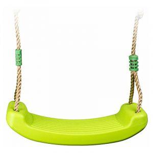 Balançoire plastique vert pour portique 2 m - 2,5 m Trigano