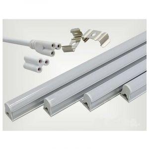 Tube néon LED 120cm T5 20W - couleur eclairage : Blanc Froid 6000K - 8000K - SILAMP
