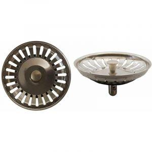 Panier de bonde classic multiray diamètre 79mm, hauteur 38mm - LB PLAST