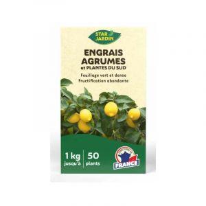 Engrais agrumes en granulés 1kg - STAR JARDIN