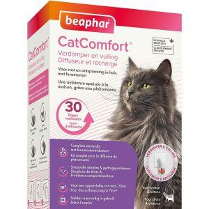 Beaphar CatComfort Diffuseur + Recharge - 48 ml