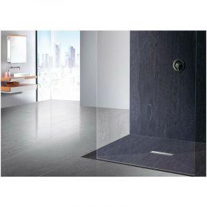 Caniveau de douche réversible 65 cm Kessel Linearis Compact