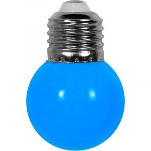 Skylantern - Ampoule Guirlande Guinguette Led E27 Couleur Bleu - Bleu