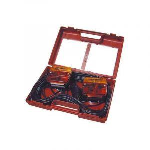 Kit éclairage remorque magnétique 7,5m avec valisette