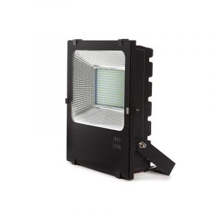 Projecteur LED SMD5730 IP65 150W 18000Lm 120Lm/W 50.000H   Blanc Neutre (WR-FH-150W-CW) - GREENICE