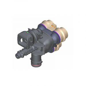 Culasse De Cylindre 45511593 Pour NETTOYEUR HAUTE-PRESSION - KARCHER