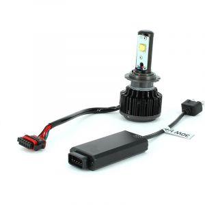 Kit Conversion LED - 2 ampoules H7 - 12/24V - 30W - 6000K - EVOFORMANCE