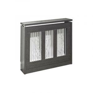 Cache-radiateur Cristian 3091 | Wenge - TOPKIT
