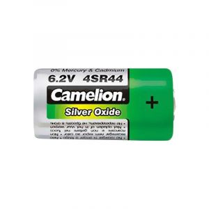 Pile à oxyde d'argent Camelion 4SR44 S346671