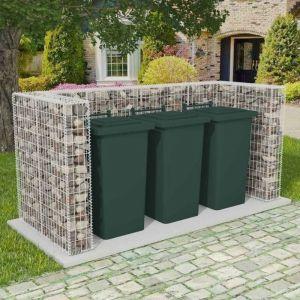 poubelle de jardin comparer 443 offres. Black Bedroom Furniture Sets. Home Design Ideas