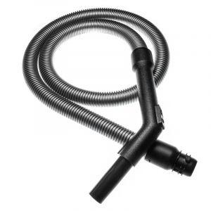 vhbw Tuyau d'aspirateur avec raccord circulaire 32mm compatible avec Philips Impact Plus, Mobilo, Specialist, Sydney aspirateur + poignée