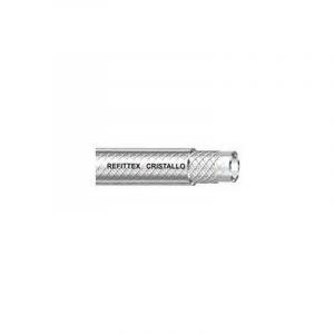 tuyau cristal arme 6x12 /50m
