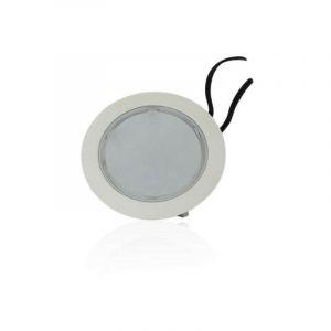 Spot LED encastrable rond 2,5W étanche | Blanc Chaud 2700K - LECLUBLED