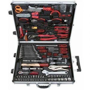 KS Tools Jeu d'outils 172 pcs et douilles et embouts CHROMEplus - KSTOOLS
