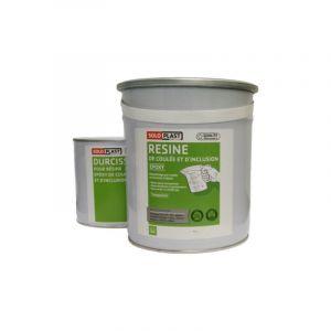Résine epoxy type R123 Soloplast 5 KG