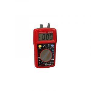 Multimètre numérqiue - cat iii 300 v / cat ii 500 v - 10 a - 1999 points - ncv / led / data hold / rétroéclairage / ronfleu - TOOL LAND
