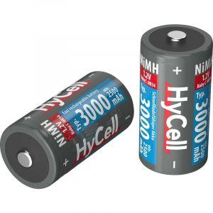 Accu LR14(C) NiMH 1.2 V HyCell 5035302 3000 mAh 2 pc(s)