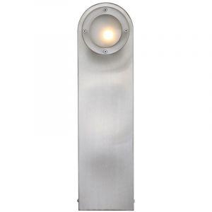 Lampadaire de haute qualité Éclairage extérieur en acier inoxydable IP44 Support lampe projecteurs Globo 31602