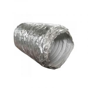 Silencieux souple pour extracteur d'air Ø 250 mm - 50 cm conduit ventilation - CIS
