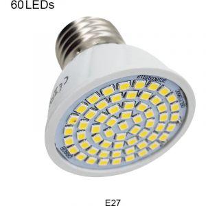 220V E27 Lampe Led Spot Ampoule De Mais Lumiere 60 Led Ampoule Led Lustre Lumiere Blanche Chaude - ASUPERMALL