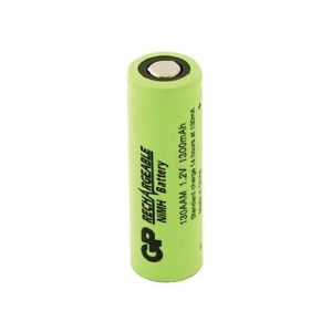 Pile rechargeable LR6 (AA) NiMH GP Batteries GP130AAM 1300 mAh 1.2 V 1 pc(s)