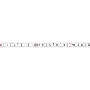 Ruban blanc 5mx13mm autocollantle RNL-SK BMI