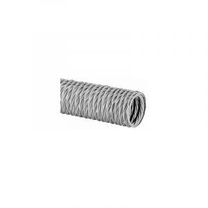 6m Gaine PVC Souple Standard D100 - ECONONAME - GP100L6 Conduit en PVC pour VMC, longueur 6m, diamètre 100 mm