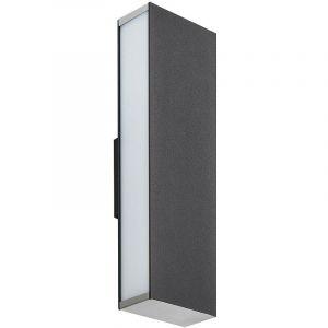 LED Applique Exterieur 'Aegisa' en aluminium - LUCANDE