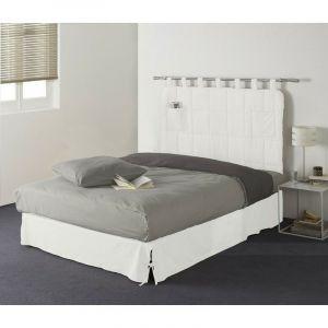 Tête de lit Blanc 140x90 HOME & PASSION 765106
