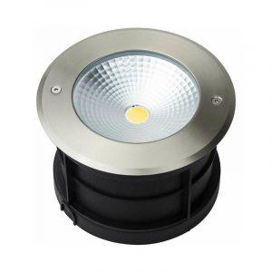 Spot LED Extérieur à Encastrer 18W (éclairage 150W) IP67 - Lumière Bleu - LECLUBLED