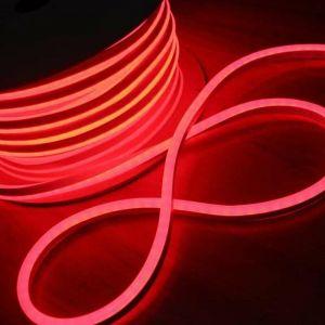 Leclubled - Néon LED Flexible lumineux   Rouge - 10m